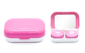 Travel kit (pink)